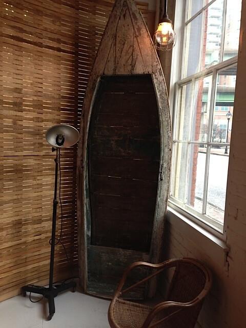 Ledbury store, in Richmond, Va. A little coastal living decor...