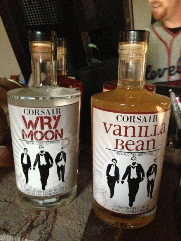 Corsair bottles