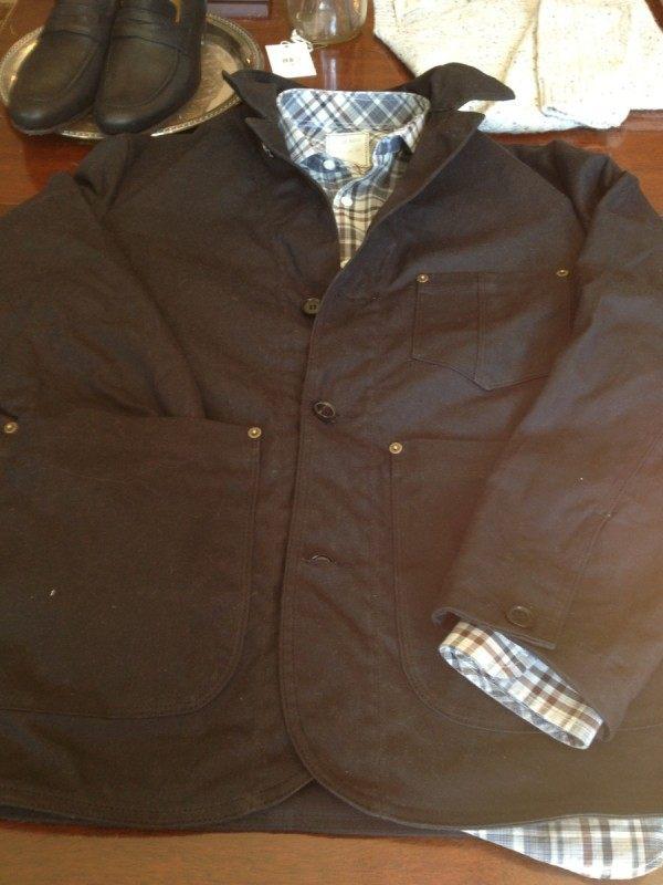 BR quail coat