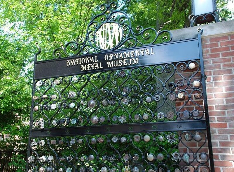 national ornamental metal museum