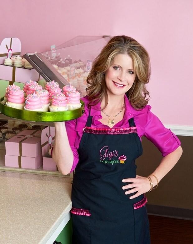 Gigi's Cupcakes Gina Butler, FACES of StyleBlueprint
