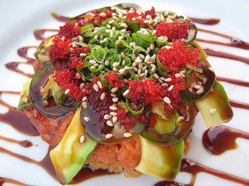 The Kadoma Tuna is Jinsei's most popular dish.| Image via Jinsei