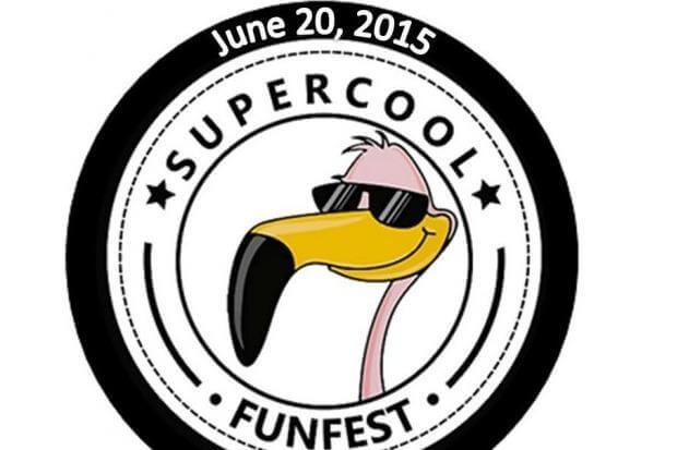 Jun 20: SuperCoolFunFest