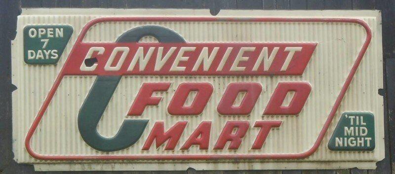 Louisville's Nostalgic Signs