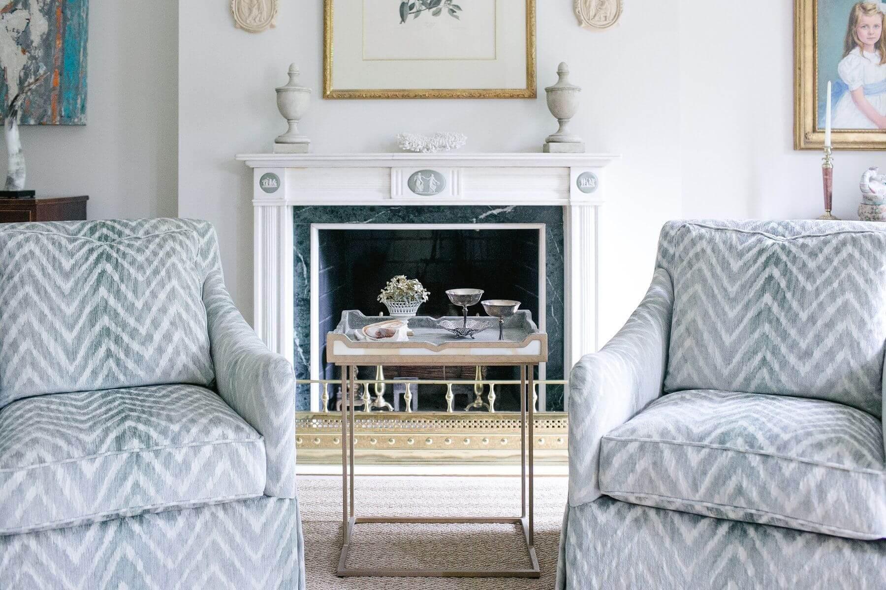 Check out this interior design duo! © Q Avenue Photo