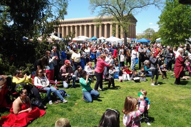 Apr 22: Nashville's Earth Day Festival