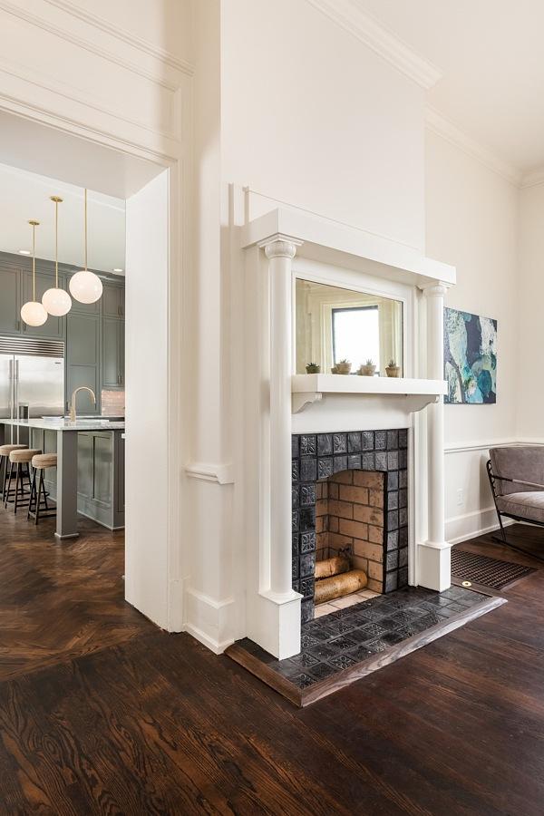 A Historic Nashville Home Reimagined