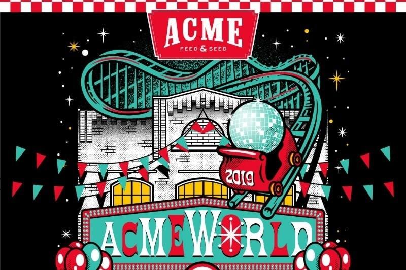 Dec 31: AcmeWorld NYE