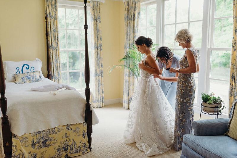 A Nashville Wedding: Olivia Coble Marries TJ Hicks