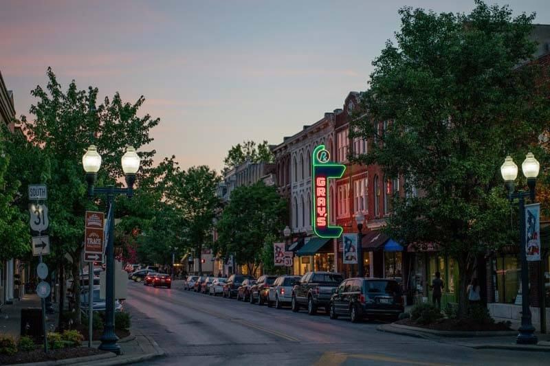 Virtual Vacation: Travel to Franklin, TN
