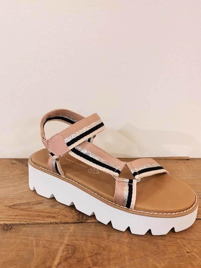 Velcro Seychelles Sandals from Sachi Memphis
