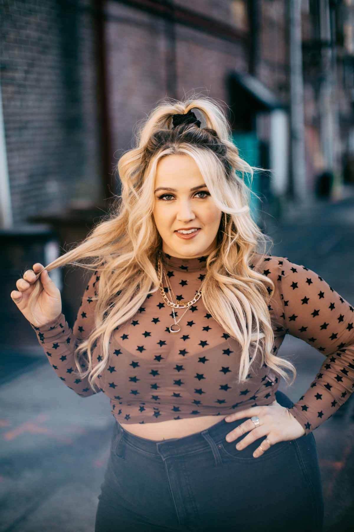 Country Music artist, Priscilla Block